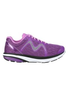 MBT SPEED 2 Women's Lace Up Running Shoe in Violet