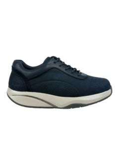 MBT TAITA Women's Lace Up Casual Shoe in Indigo Blue