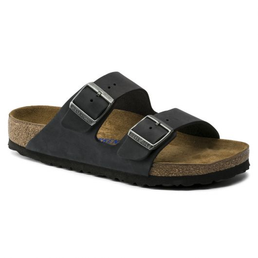 Arizona Oiled Leather Soft Footbed